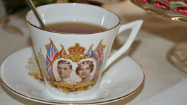 Tea Time With The King