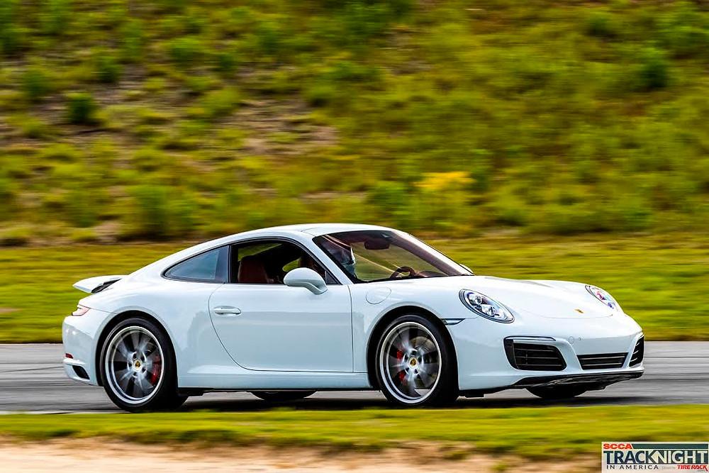 Race track Porsche