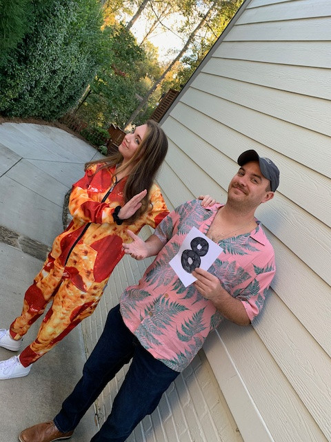 Dave Portnoy halloween-2020 costume