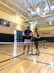 Pickleball is great exercise 2020 Resolutions