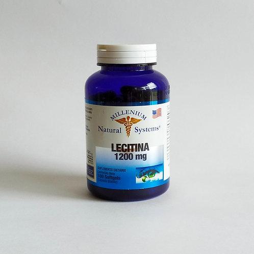 LECITINA 1200 mg