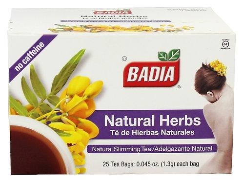 TE HIERBAS NATURALES - BADIA