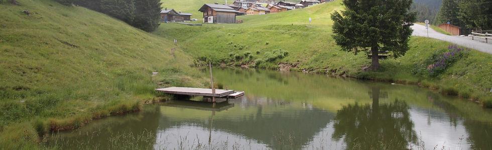 Natursee Garfrescha