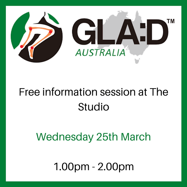 Free information session at The Studio W