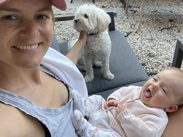 3 months postpartum - My exercise journey so far