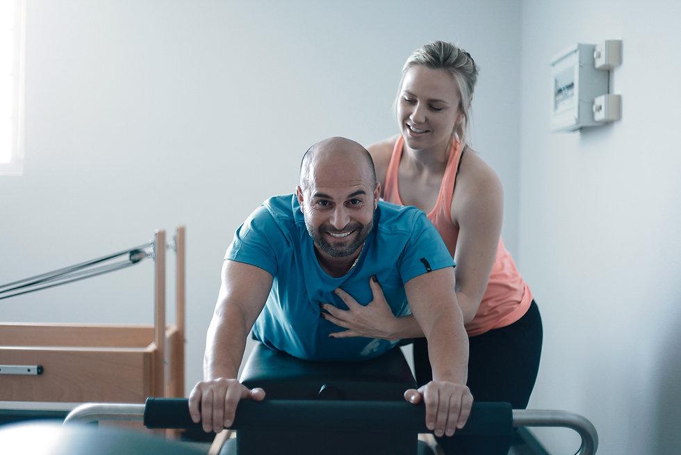 Clinical Pilates The Sudio Rozelle