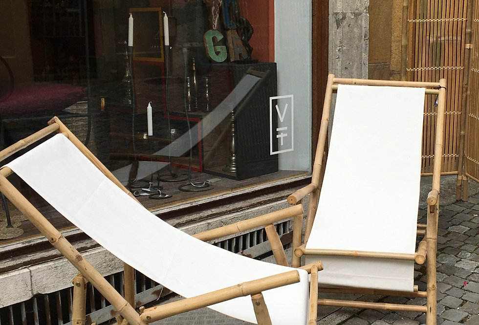 "STRANDSTUHL ""Antonio Beach chair"""