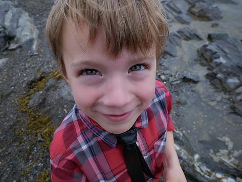Portrait - Caleb