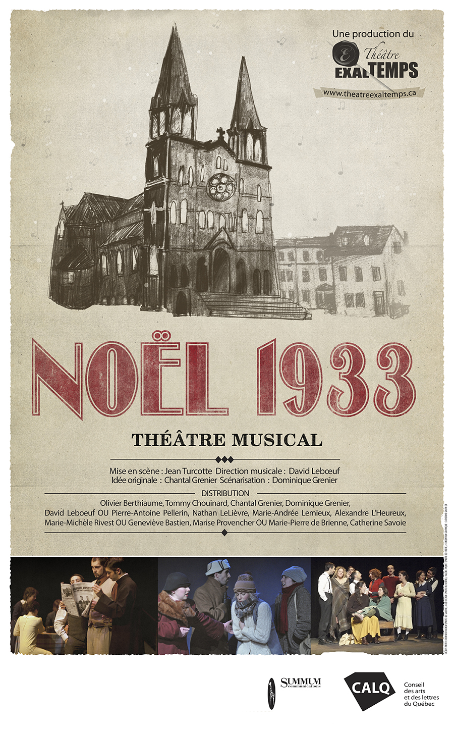 Noël 1933