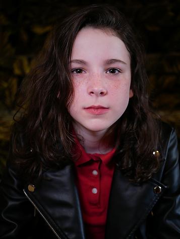 Portrait - Violette
