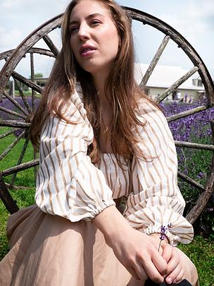 Portrait Élysabeth Rivest - Maison Lavande