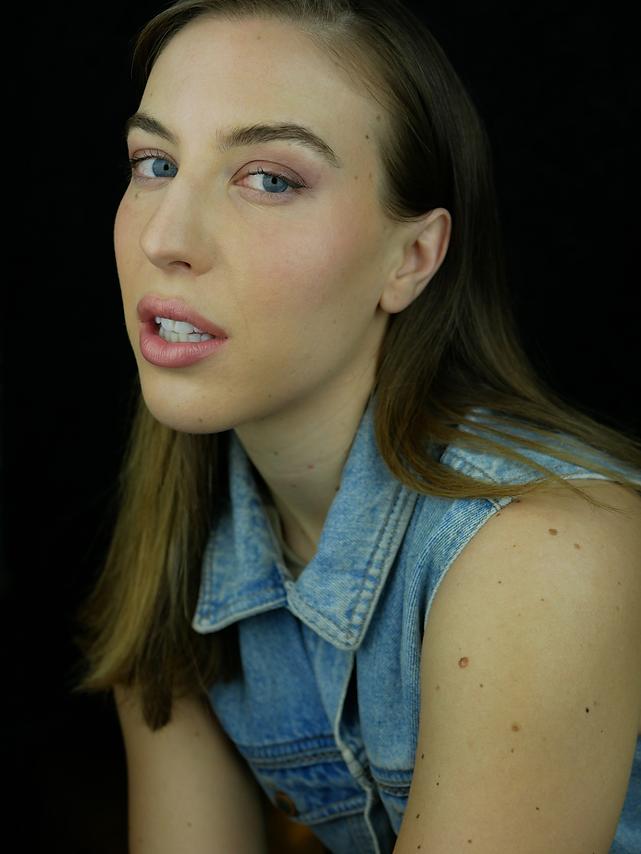 Portrait casting - Élysabeth Rivest