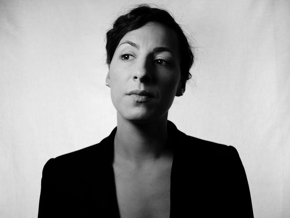 Portrait - Luce Bélanger