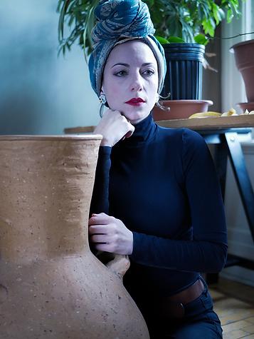 Portrait - Marie-Ève Bélanger