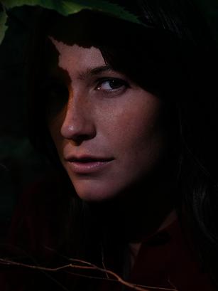 Portrait Anne-Justine Guestier