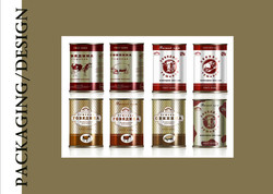 Meat products package design