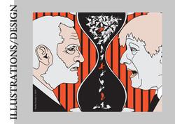 Illustration for the Pulse UK newspaper