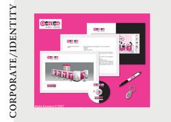 Corporate Identity & logo