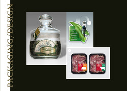Package design & POS materials