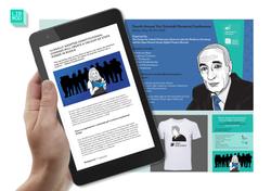 UI design & printed prodution