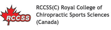 Royal College of Chiropractic Sports Sciences Logo