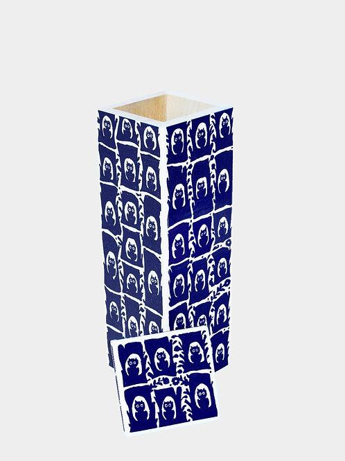 Caja Olinalá Porta botella