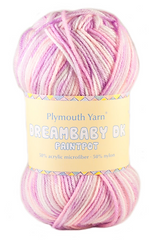 Plymouth Dreambaby DK Paintpot