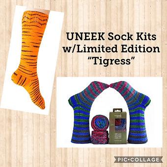 Urth Yarns Uneek Sock Kits