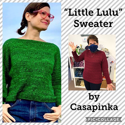 Casapinka's Little Lulu