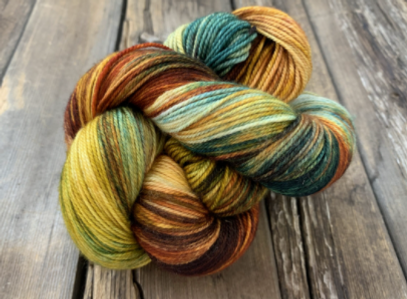 Dream In Color Smooshy Sock