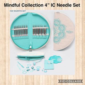 Knitter's Pride Mindful Interchangeable Needle Set