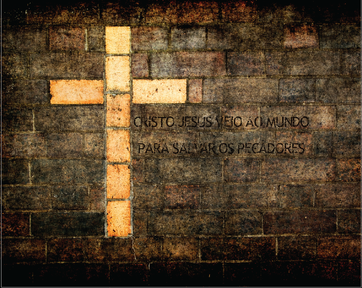 Adesivo Guitarra Católico Jesus