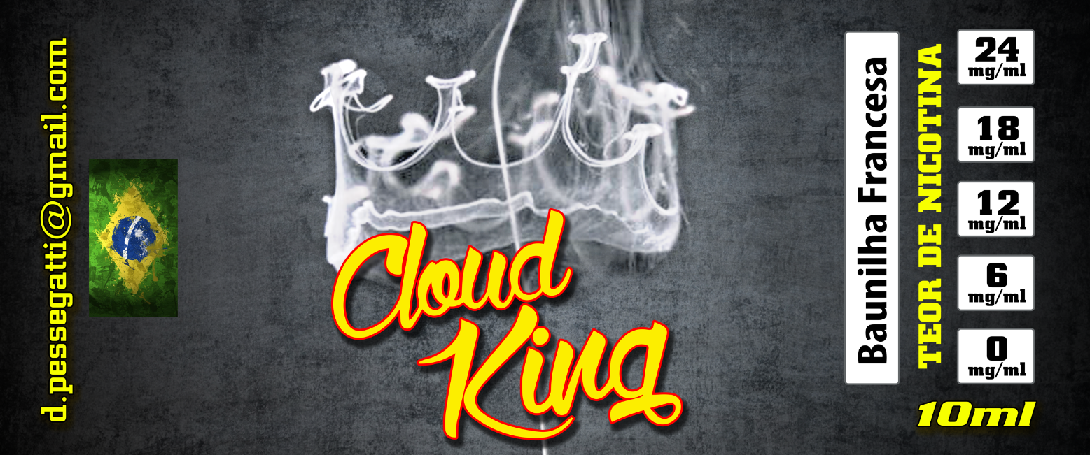 Logo Cloud King