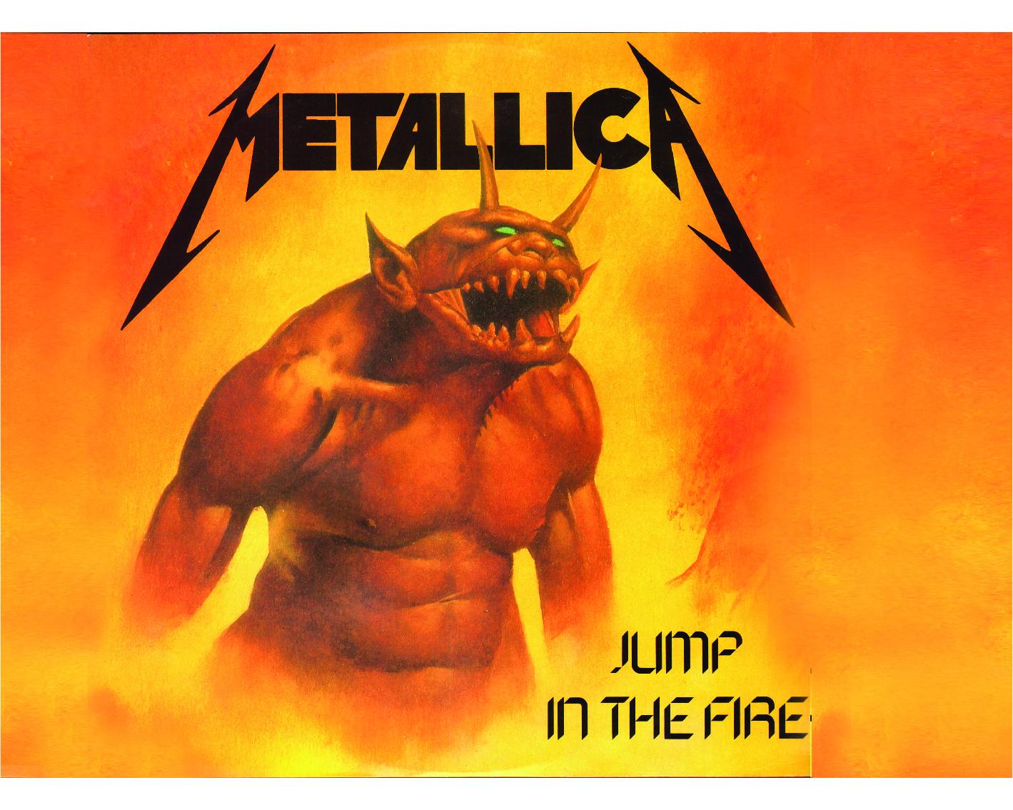 Metallica 1-4-01
