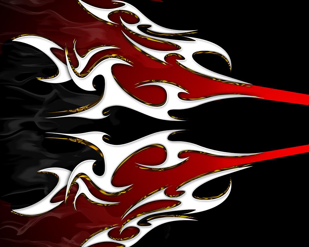 Tribal-Flamed