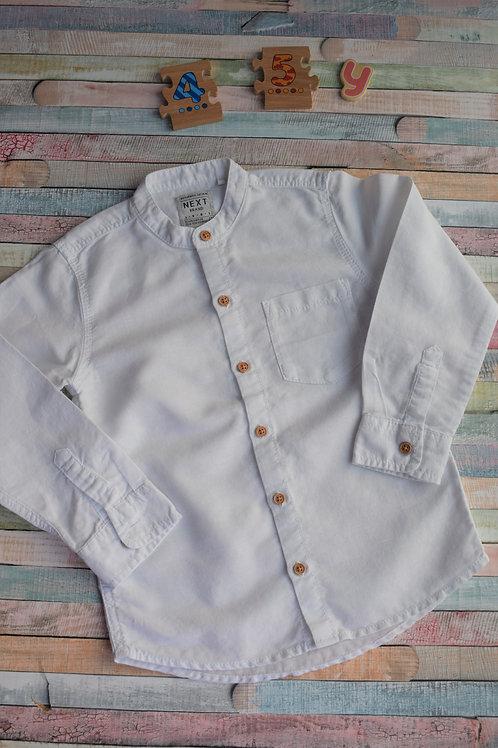 Next White Shirt 4-5 Years Old