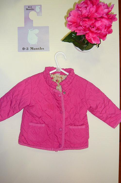 Heart Pink Jacket
