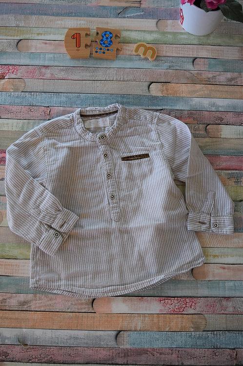 Zara Long Sleeve Shirt 12 - 18 Months Old