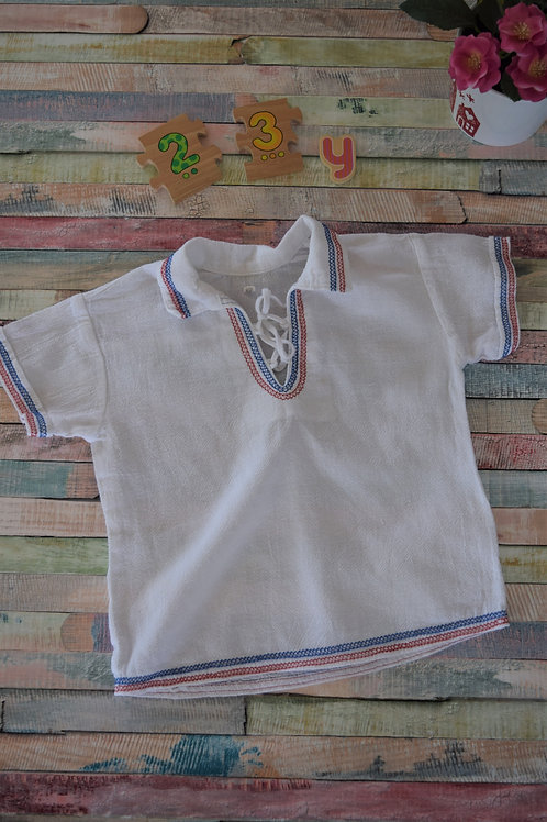 Romanian Summer Top 2-3 Years Old