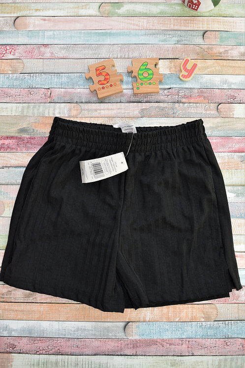 Black Sport Boy Shorts 5-6 Years Old