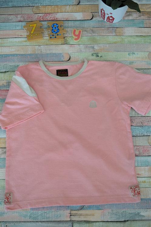 Pink Sport Tshirt 7-8 Years Old