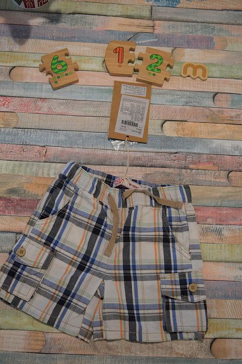 Summer Shorts 6-12 Months