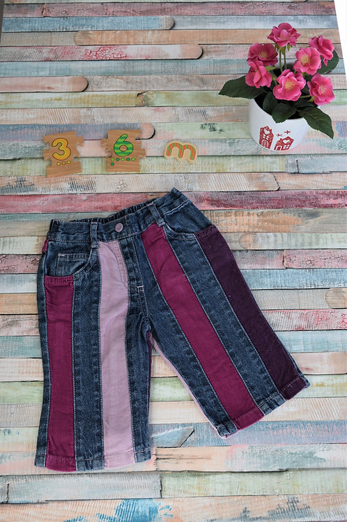 Pink Purple Jeans