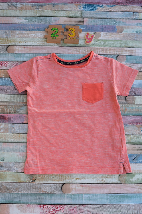Orange Tshirt 2-3 Years Old