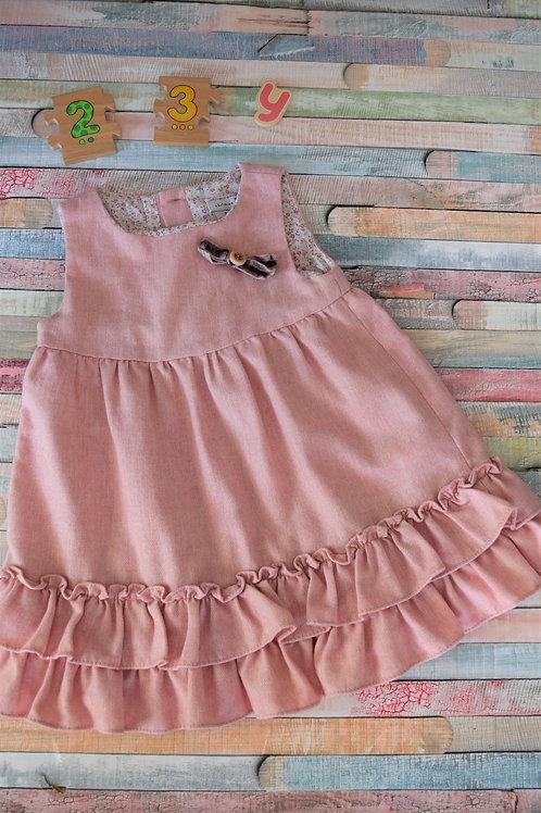 Children Wool Dress 2-3 Years Old