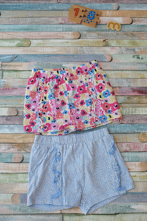 Shorts Cotton 18-24 Months Old