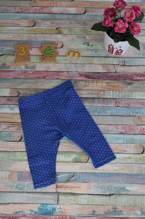 Dotty Blue Leggings