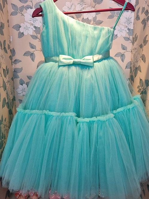 One Shoulder Micaela Dress