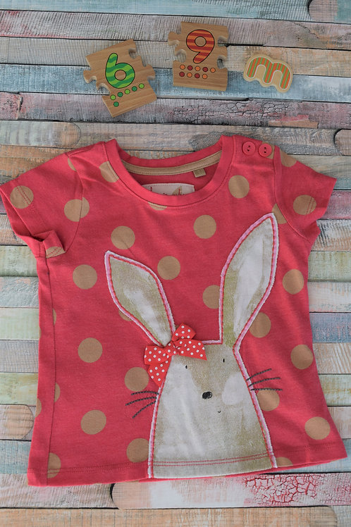 Bunny T-Shirt 6-9 Months Old