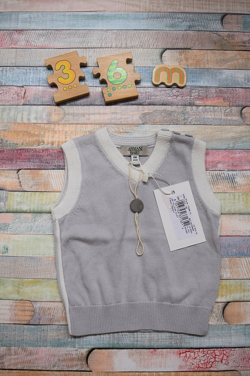 Armani Baby Vest 3-6 Months Old